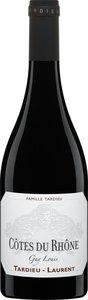 Tardieu Laurent Guy Louis Côtes Du Rhône 2014 Bottle