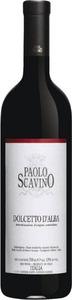 Paolo Scavino Dolcetto D'alba 2015, Dolcetto D'alba Bottle