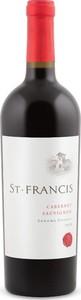St. Francis Cabernet Sauvignon 2014, Sonoma County Bottle