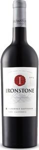 Ironstone Cabernet Sauvignon 2015, Lodi Bottle