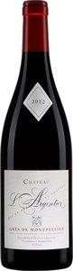 Mas Rouge Château L'argentier Grès De Montpellier 2013 Bottle