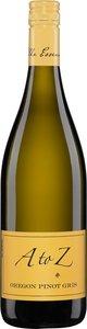 A To Z Pinot Gris 2015, Oregon Bottle