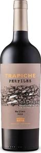 Trapiche Perfiles Calcareous Malbec 2015, Mendoza Bottle
