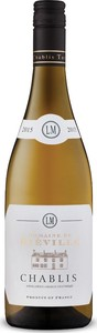 Louis Moreau Domaine De Biéville Chablis 2015, Ac Bourgogne Bottle