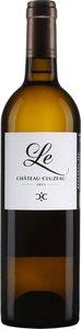 Château Cluzeau 2014, Bergerac Sec Bottle