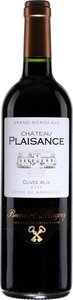Plaisance 2011 Bottle