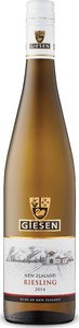 Giesen Estate Riesling 2014 Bottle