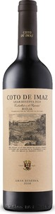 Coto De Imaz Gran Reserva 2010, Docg Bottle