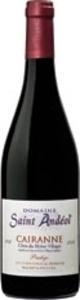 Domaine Saint Andéol Prestige Cairanne 2009, Ac Côtes Du Rhône Villages Bottle