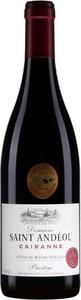 Domaine Saint Andéol Prestige Cairanne 2014, Ac Côtes Du Rhône Villages Bottle