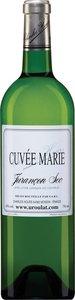 Cuvée Marie Jurançon Sec 2014 Bottle
