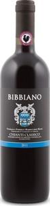 Bibbiano Chianti Classico 2014 Bottle