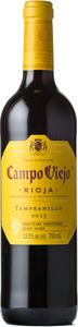 Campo Viejo Rioja Tempranillo 2015 Bottle