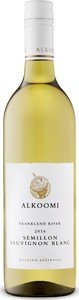 Alkoomi White Label Semillon/Sauvignon Blanc 2016, Frankland River, Western Australia Bottle
