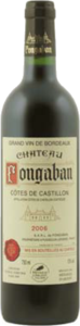 Château Fongaban 2014, Ac Côtes De Castillon Bottle