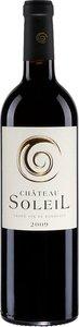 Château Soleil 2010, Puisseguin Saint Emilion Bottle