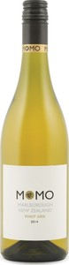 Momo Pinot Gris 2015, Marlborough, South Island Bottle