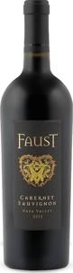 Faust Cabernet Sauvignon 2014, Napa Valley Bottle