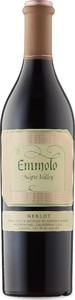 Emmolo Merlot Napa Valley 2014 Bottle