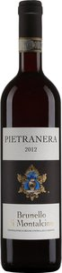 Pietranera Brunello Di Montalcino 2012, Docg Bottle