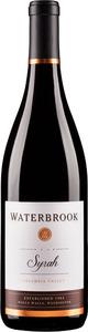 Waterbrook Syrah 2013, Columbia Valley Bottle