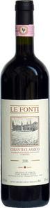 Le Fonti Di Panzano Chianti Classico 2014, Docg Bottle