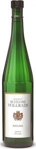 Schloss Vollrads Riesling Spätlese 2007, Qmp, Estate Btld. Bottle
