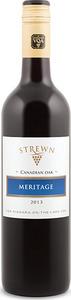 Strewn Canadian Oak Meritage 2015, VQA Niagara On The Lake Bottle