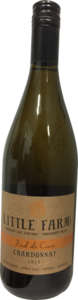 Little Farm Pied De Cuvee Chardonnay Mulberry Tree Vineyard 2015, Similkameen Valley Bottle