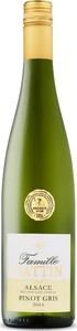 Famille Cattin Pinot Gris 2015, Alsace Bottle