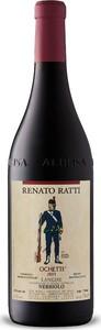 Renato Ratti Ochetti Langhe Nebbiolo 2015, Doc Bottle