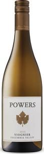 Powers Columbia Valley Viognier 2015, Talcott Vineyard, Wahluke Slope, Columbia Valley Bottle