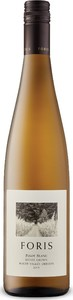 Foris Pinot Blanc 2015, Estate Grown, Rogue Valley Bottle