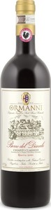 Ormanni Borro Del Diavolo Riserva Chianti Classico 2013, Docg Bottle