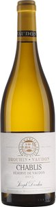 Joseph Drouhin Chablis Réserve De Vaudon 2011, Chablis Bottle