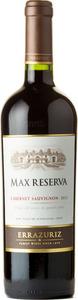 Errazuriz Max Reserva Cabernet Sauvignon 2015, Region De Aconcagua Bottle