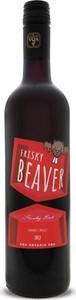 Rapscallion Wine Company Frisky Beaver Frisky Red 2016, VQA Ontario Bottle