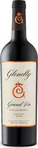 Grand Vin De Glenelly Red 2010, Wo Stellenbosch Bottle