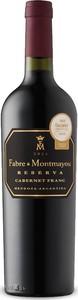 Fabre Montmayou Reserva Cabernet Franc 2014 Bottle