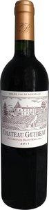 Château Guibeau 2012, Ac Puisseguin St Emilion Bottle