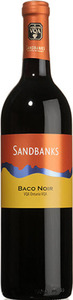 Sandbanks Estate Baco Noir 2015, Ontario VQA Bottle