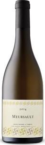 Marchand Tawse Meursault 2014 Bottle