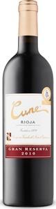 Cune Gran Reserva 2010, Doca Rioja Bottle