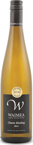 Waimea Classic Riesling 2016, Nelson, South Island Bottle