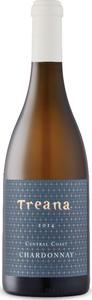 Treana Chardonnay 2014, Central Coast Bottle