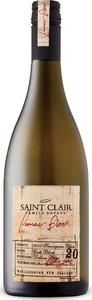 Saint Clair Pioneer Block 20 Cash Block Sauvignon Blanc 2015, Single Vineyard, Wairau Valley, Marlborough, South Island Bottle