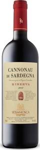 Sella & Mosca Riserva Cannonau Di Sardegna 2012, Doc Bottle