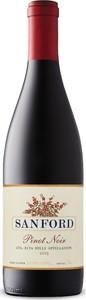 Sanford Pinot Noir 2013, Santa Rita Hills, Santa Barbara County Bottle