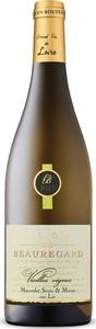 Clos De Beauregard Vieilles Vignes Muscadet Sèvre Et Maine 2015, Sur Lie, Ac Bottle