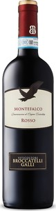 Broccatelli Galli Montefalco Rosso 2014, Doc Bottle